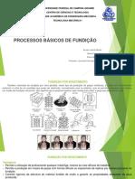 Painel - Processos de Fundição - Léo