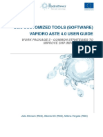Vapidro Aste-4.0 User Guide Customized See Hydropower