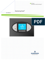 Remote Monitoring Panel