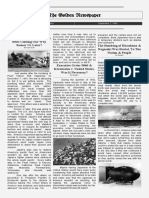 world war 2 newspaper project