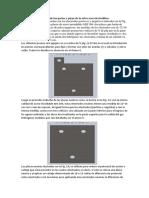 Diseño en Solid Works de Las Partes y Pieza de La Selva Seca Electrolítica