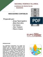 Indicadores Contables - Expo