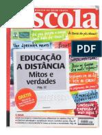 Revista - Educação a Distância - Mitos e Verdades