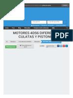 Motores 4d56 Diferentes Culatas y Pistones Foro Mec Nica p Gina 1