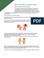 Dermatite Atopica Cause, Fattori Scatenanti e Terapia