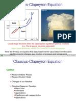 Metr3210 Clausius Clapeyron 151212011741