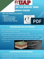 CAMINOS II ESTUDIO DE SUELOS EN OBRAS VIALES.pptx