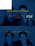 0111225 - Connecting With People