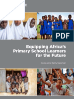 Equipping Africa's Primary School Learners for the Future