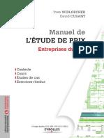 Maniel de l'étude de prix - Entreprises du BTP.pdf