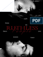 J.J. McAvoy - Serie Ruthless People # 1 Rusthless People