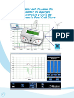 Fcjj 24 Horizon Renewable Energy Monitor User Manual Spanish