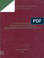 ColinaGarea_Rafael_TD_1995 Funcion Social de La Propiedad