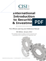 CISI WorkBook