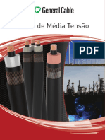 Catalogo Cabos de Media Tensao