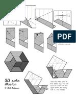 3dcube Illusion
