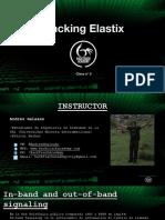 Hacking Elastix - Clase n° 3