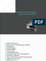 Import Financing