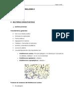 Tema IV. Bacteriología II