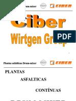 Plantas Drum Mixer