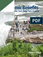 Economic Benefits of NYS Parks