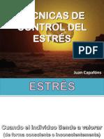 Control Del Estres