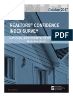 2017 10 Realtors Confidence Index 11-21-2017
