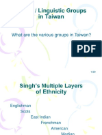 Trudgill Chapter 03 Language & Ethnic Group