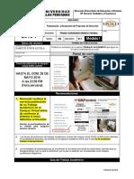 TA-Formulaciòn y Evaluaciòn de Proyectos de Inversiòn MODULO I