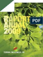 Raport anual 2009