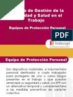 Equipos de Protección Personal 1