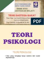 Teori Sastera Barat.pptx