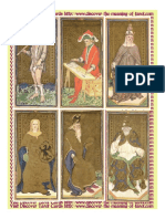 photograph relating to Printable Tarot Deck identify Free of charge Printable Tarot Playing cards 1