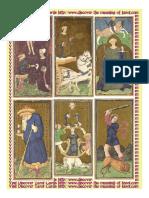 Free Printable Tarot Cards 2