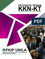 263014 Buku Petunjuk Teknis KKN KT 2017