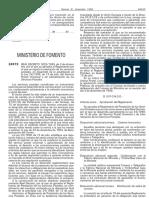 Real Decreto RD 1829-1999 Envios Postales - Correos