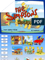 2the Simpsons Holidays Ppt