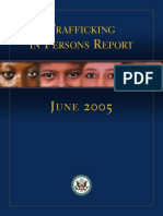 Trafficking in Persons Report - 2005