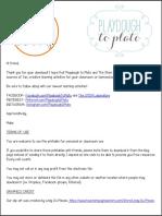 FREE Handwriting Activity Sheets