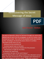 Preps to Discover the Secret Message of Jesus