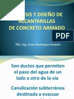 Huánuco - Alcantarillas