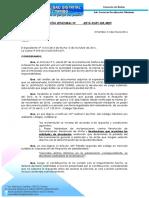 Resoluciones de Jefatural de Inadminisibilidad 2016 MDT