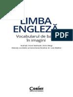 Vocabularul in Imagini Engl-ro