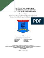Proposal Skripsi Perencanaan Solid Control.docx