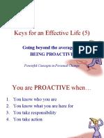 050123 - Proactive
