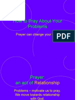 040523 - How to Pray About Your Problems