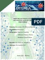 INTRODUCCION Innovacion Industrial