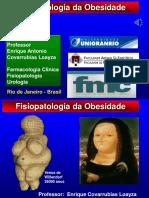 Obesidad Dr. Covarrubias fisiopatologia