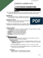 Pance Prep Pearls Antibiotics.pdf