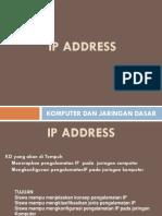 MEDIA Rrp1 Ip-Address